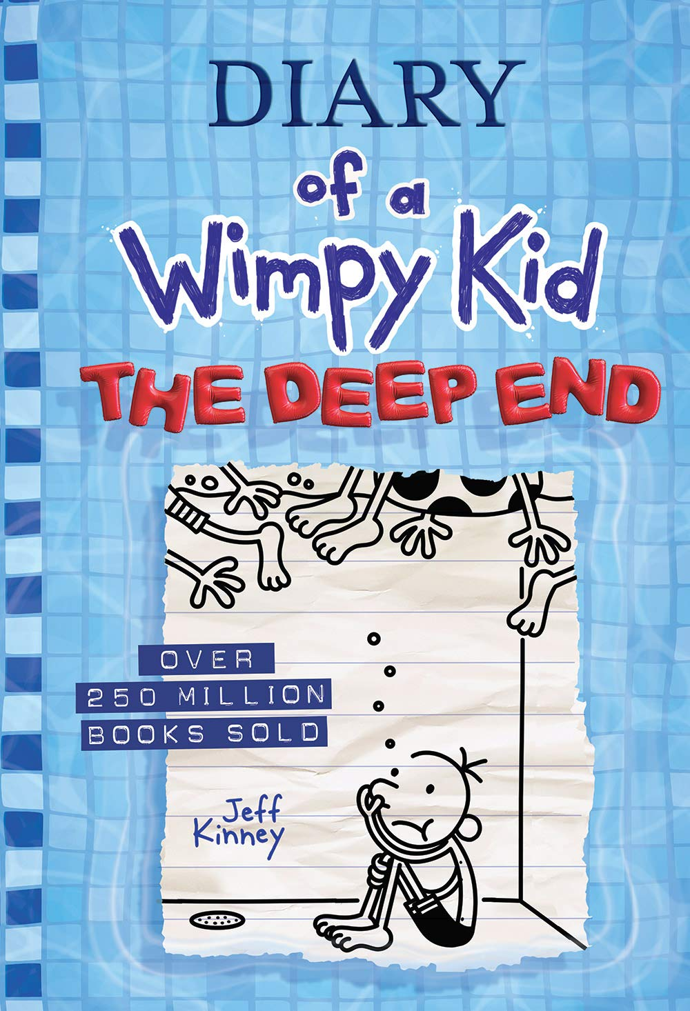 The Deep End by Jeff Kinney |