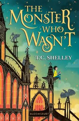 The Monster Who Wasn't by T.C. Shelley |