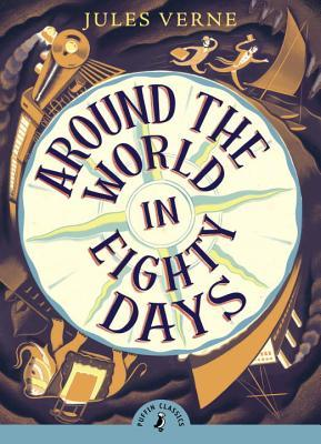 Around the World in Eighty Days by Jules Verne | 9780141366296