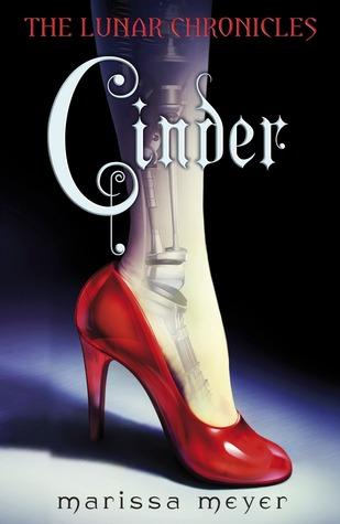 Cinder by Marissa Meyer |