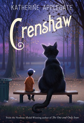 Crenshaw by Katherine Applegate |