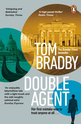 Double Agent by Tom Bradby