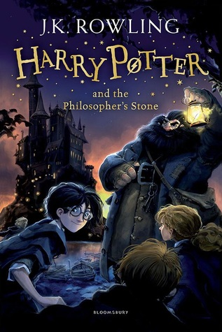 Harry Potter and the Philosopher's Stone (Harry Potter #1) by J.K. Rowling |
