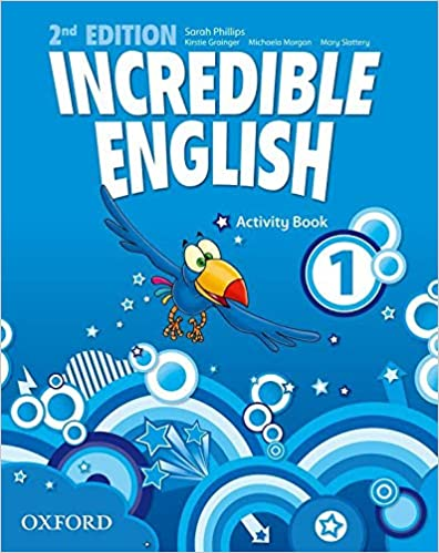 Incredible English: 1: Activity Book by Sarah Phillips | 9780194442404