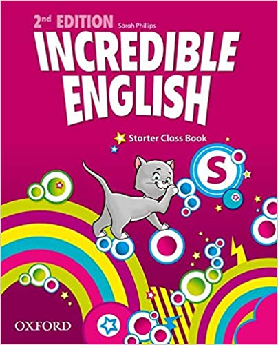 Incredible English: Starter: Class Book by OUP Oxford | 9780194442053