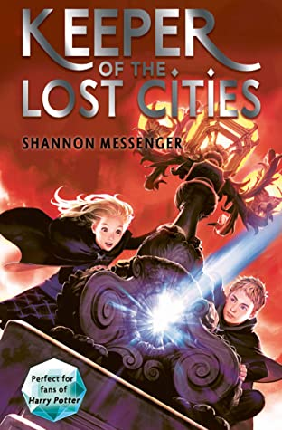 Keeper of the Lost Cities #1 by Shannon Messenger |