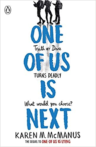 One of Us Is Next #2 by Karen M. McManus