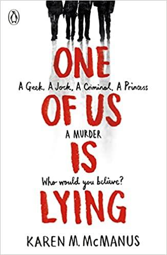 One of Us is Lying #1 by Karen M. McManus