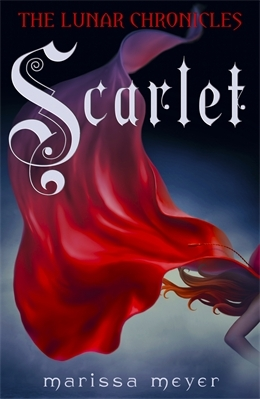 Scarlet by Marissa Meyer | 978-0141340234