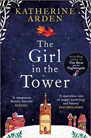 The Girl in The Tower (Winternight Trilogy #2) by Katherine Arden