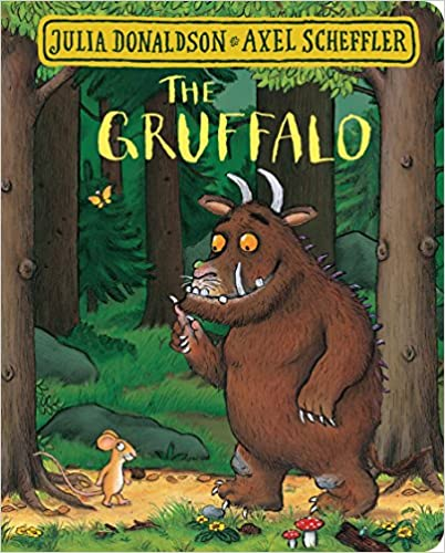 The Gruffalo by Julia Donaldson, Axel Scheffler (Illustrator) |
