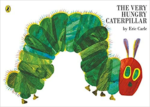 The Very Hungry Caterpillar [Board Book] by Eric Carle |