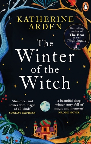 The Winter of the Witch (Winternight Trilogy #3) by Katherine Arden |
