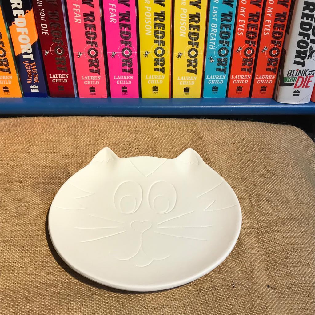 Cat Plate by  |