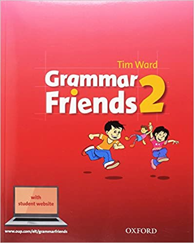 Grammar Friends 2 Student Book by