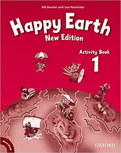 Happy Earth 1: Activity Book by  | 978-0194732857