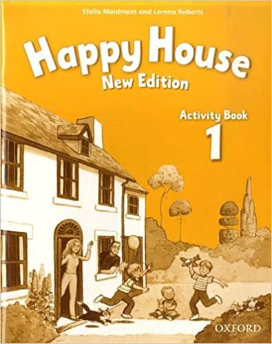 Happy House 1: Activity Book by  | 9780194730549