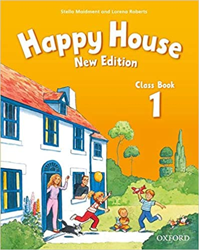 Happy House 1: Class Book by  | 978-0194730532