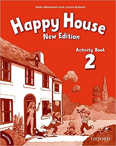 Happy House 2: Activity Book by  | 9780194730341