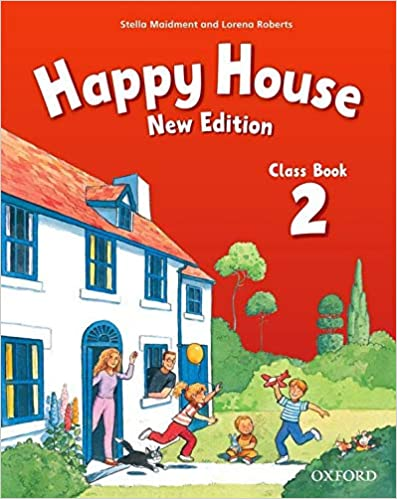 Happy House 2: Class Book by  | 9780194730259