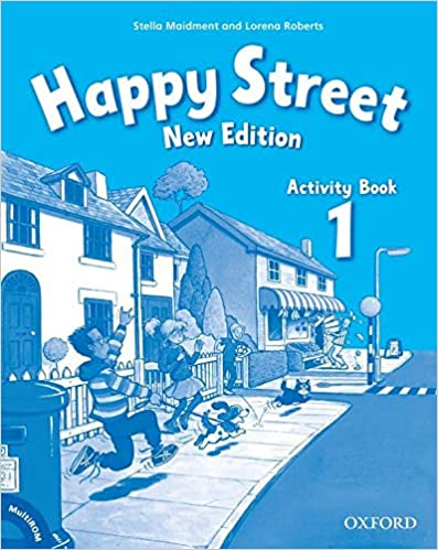 Happy Street 1: Activity Book by  | 978-0194730983