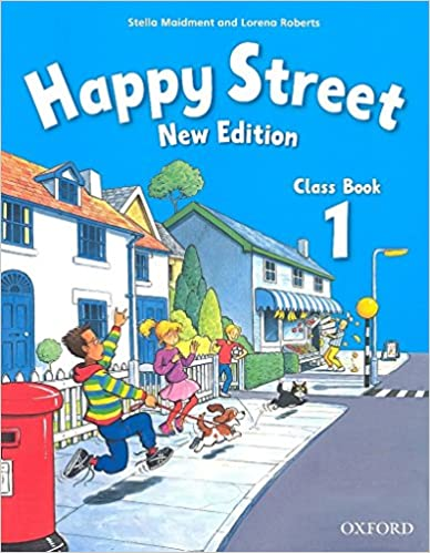 Happy Street 1: Class Book by 37 | 9780194730952