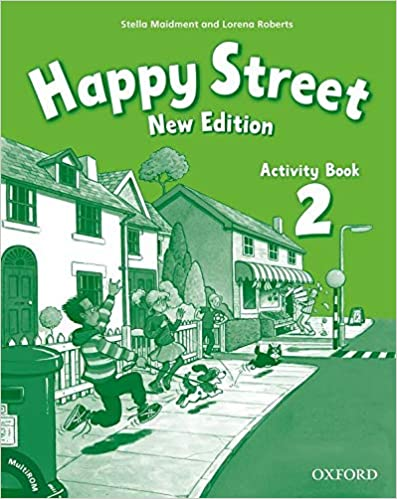 Happy Street 2: Activity Book by