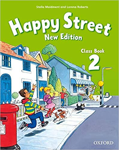 Happy Street 2: Class Book by  |