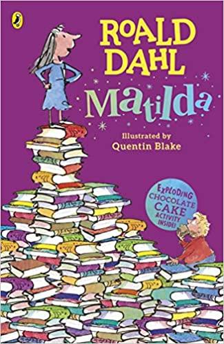 Matilda by Roald Dahl | 9780141365466