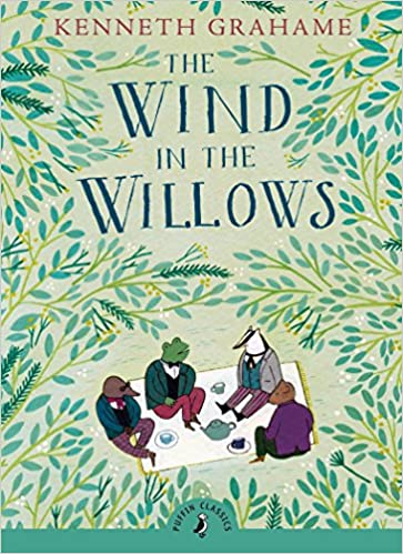 The Wind in the Willows by Kenneth Grahame | 9780141321134
