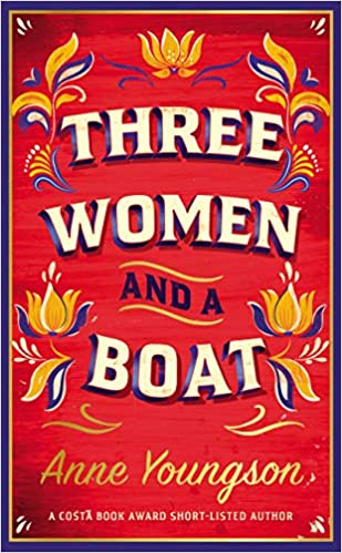 Three Women and a Boat by Anne Youngson |