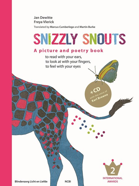 Snizzly Snouts – A piture and poetry book by Jan Dewitte, Freya Vlerick
