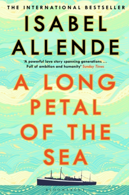 A Long Petal of the Sea by Isabel Allende |