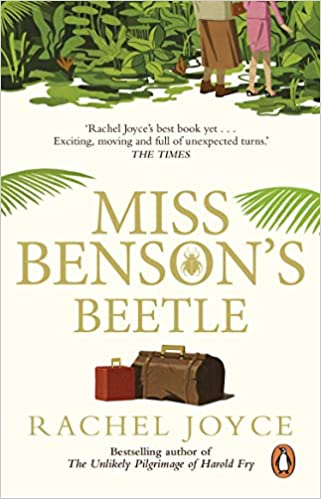 Miss Benson's Beetle by Rachel Joyce |