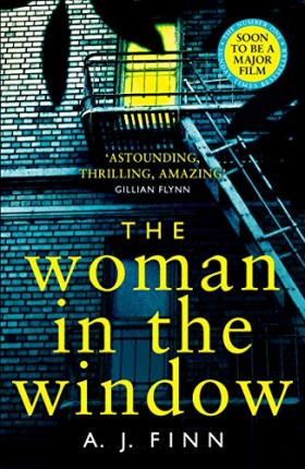 The Woman in the Window by A. J. Finn |