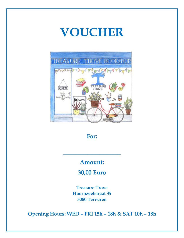 Gift Voucher by  |