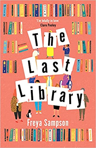 The Last Chance Library by Freya Sampson |