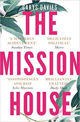 The Mission House by Carys Davies |