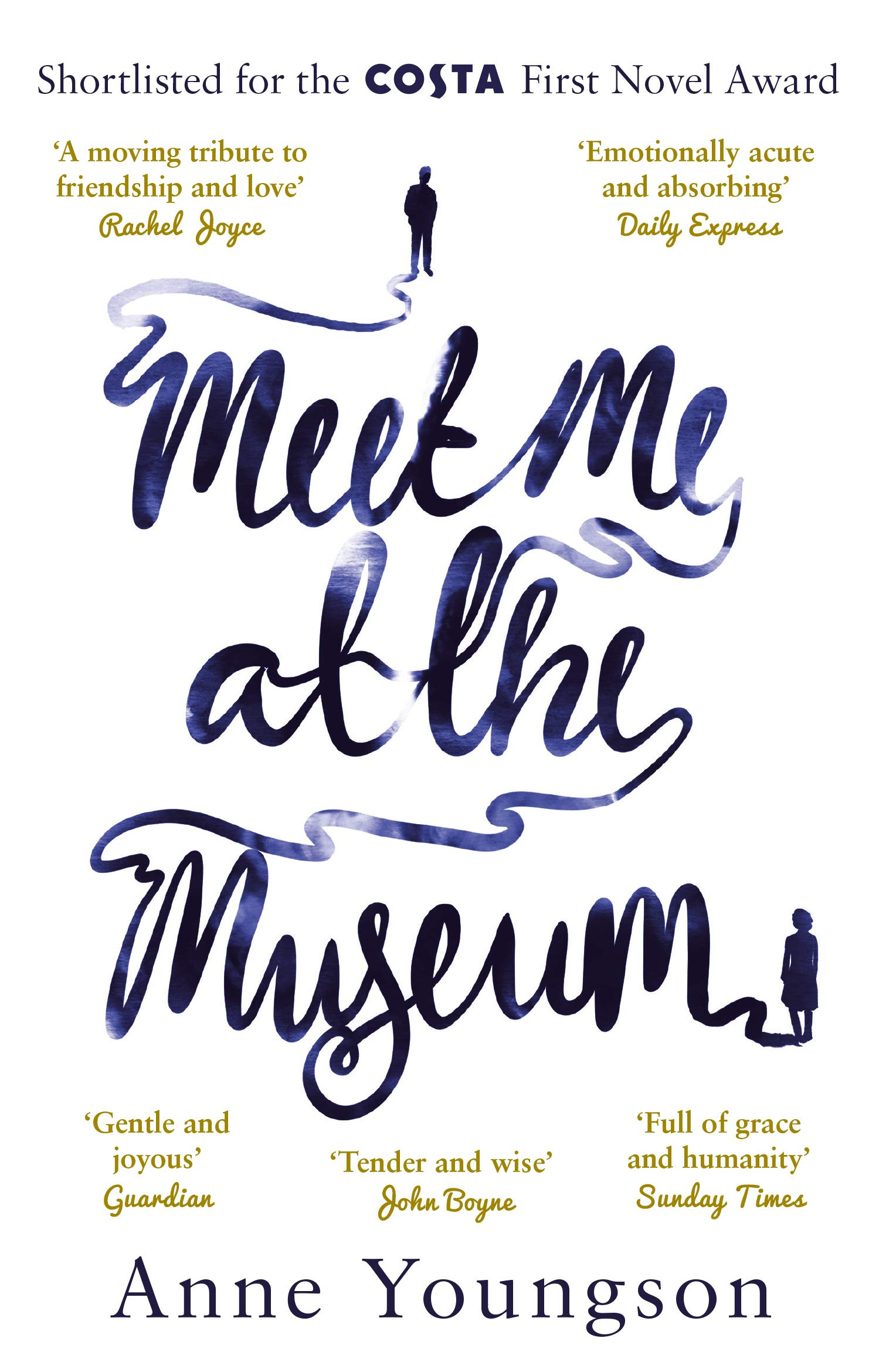 Meet Me at the Museum by Anne Youngson |
